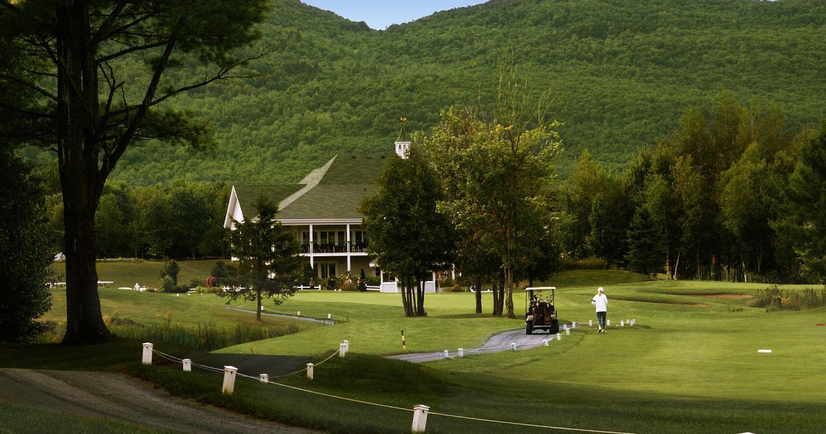 Club de golf Le Parcours du Vieux Village - Bromont | Cantons-de-l'Est  (Estrie)