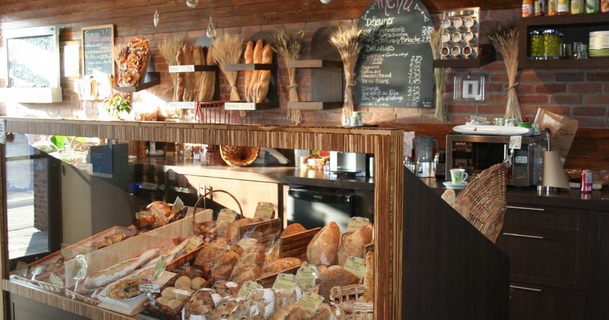 Boulangerie artisanale estrie