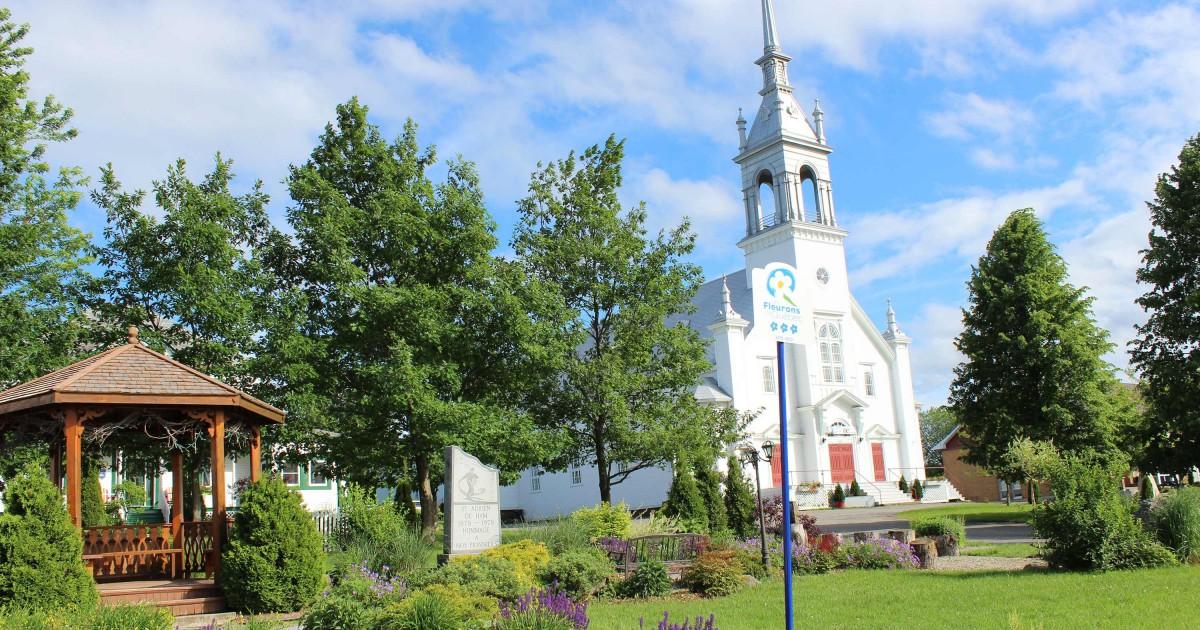 Saint Adrien Cantons De L Est Estrie