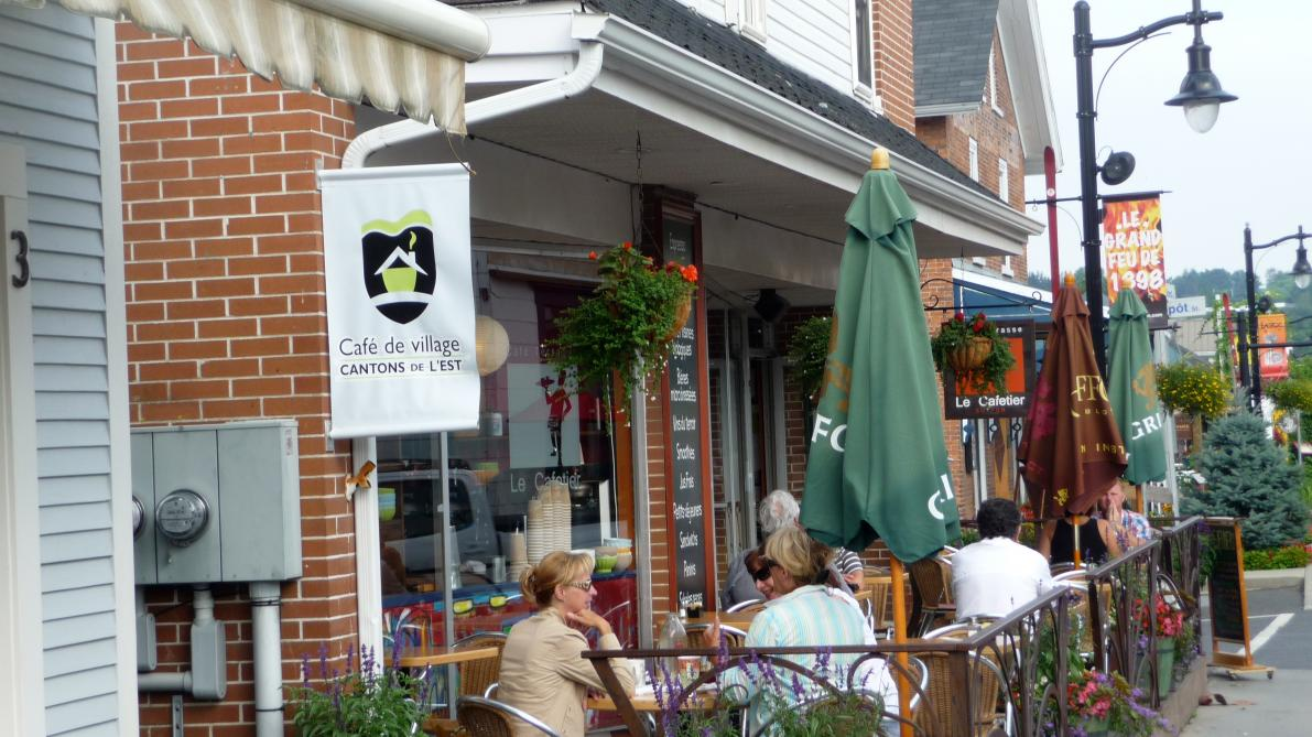 Le Cafetier Sutton: Le Cafetier Sutton