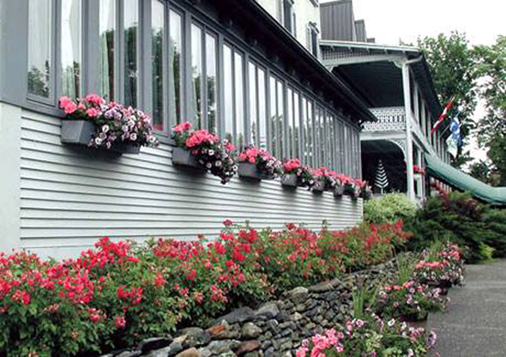 Auberge Lakeview Inn: Auberge Lakeview Inn
