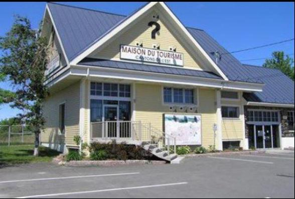 Maison du tourisme des cantons de l 39 est saint alphonse de granby cantons de l 39 est estrie - Office du tourisme des cantons de l est ...