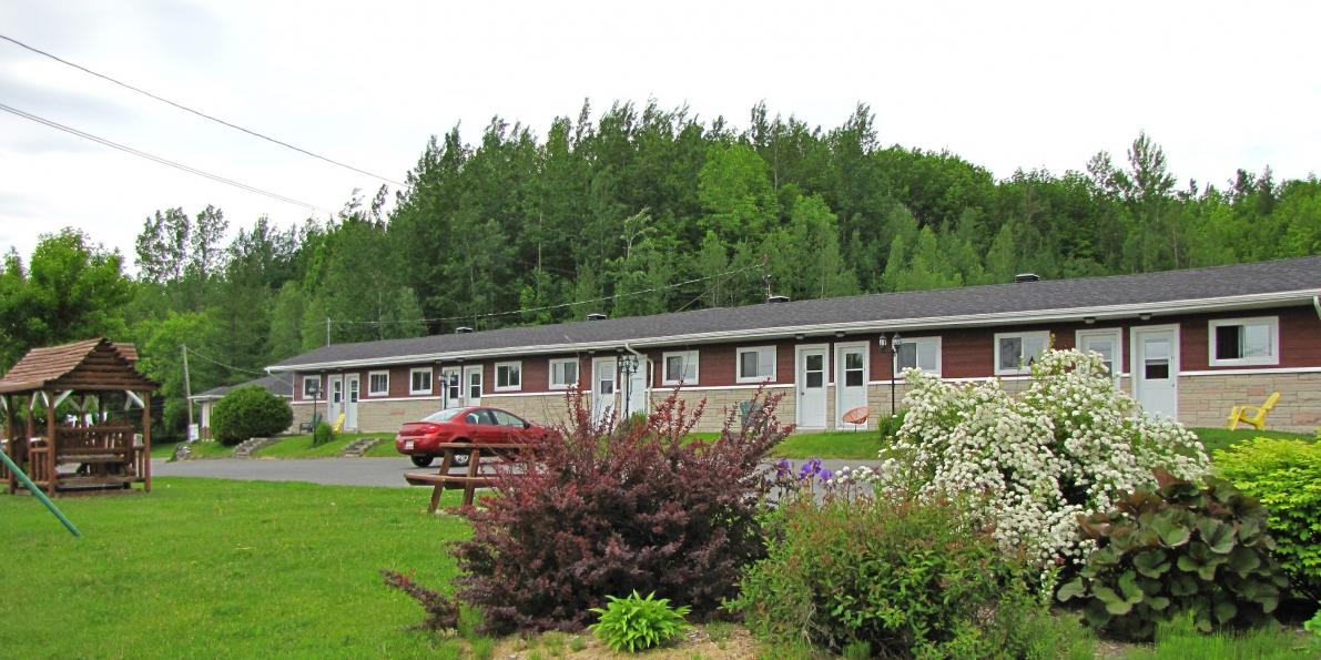 motel et chalet waterloo: