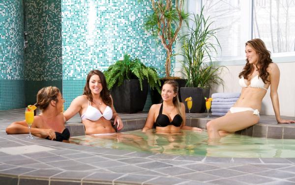Hotel Avec Spa Prive Estrie