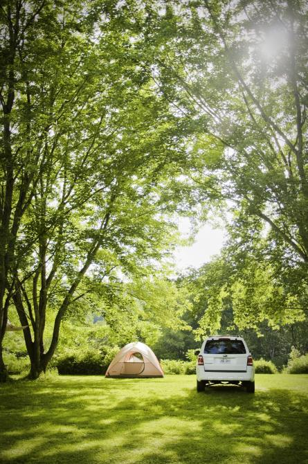 Camping Nature Plein air - Station O'Kataventures: Mansonville, Canton de Potton