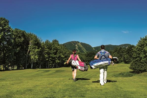 Club de golf du Mont-Orford