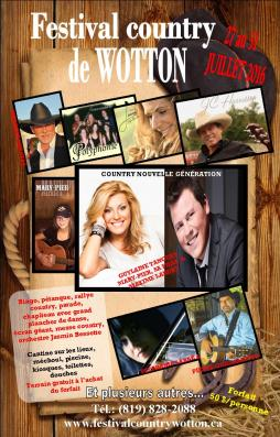 Festival Country de Wotton