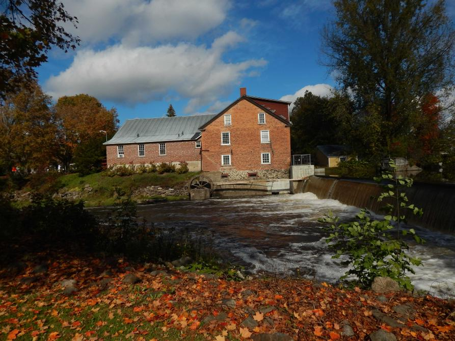 Le Old Mill 1849: Stanbridge East