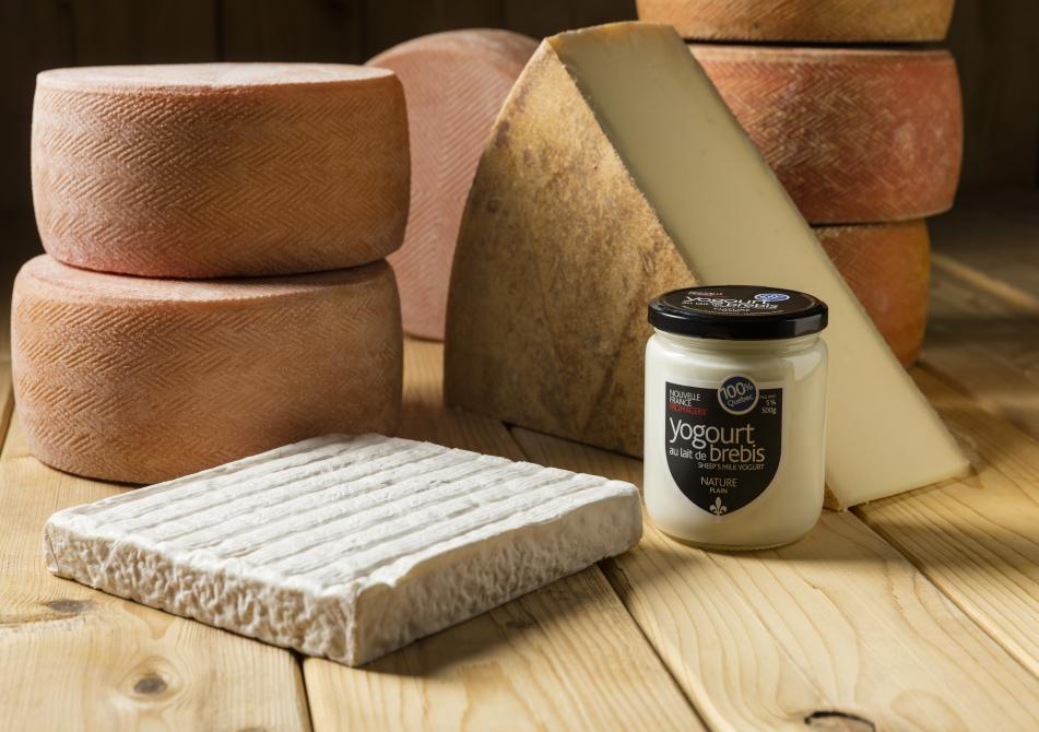 Fromagerie Nouvelle France: Racine