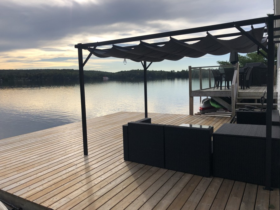 Chalet Lac Orford: