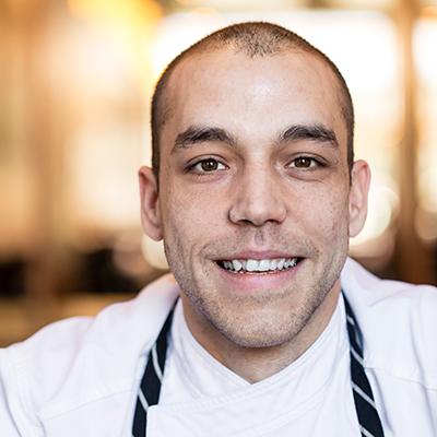 Chef Julien Hamont