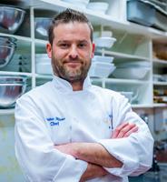 Chef createur Frederic Michon